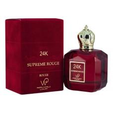 24K Supreme Rouge Paris World Luxury