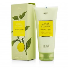 Maurer & Wirtz 4711 Aqua Colonia Lemon & Ginger Body lotion