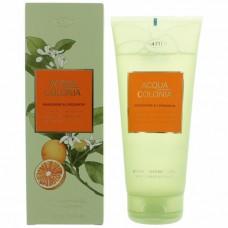 Maurer & Wirtz 4711 Acqua Colonia Mandarine & Cardamom Shower gel