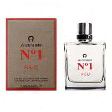 Aigner No 1 Red