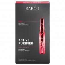 BABOR Active Purifier Ампулы для проблемной кожи