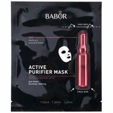 BABOR Active Purifier + Mask Ампульная маска для проблемной кожи