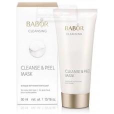 BABOR Cleanse & Peel Mask Маска-пилинг для глубокого очищения пор