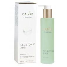 BABOR Cleansing Gel & Tonic Гель-тоник 2 в 1