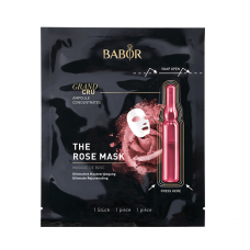 BABOR Grand Cru + Mask Ампульная маска королевская роза