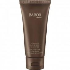 BABOR Men Vitalizing Hair & Body Shampoo Чоловічий гель-шампунь для тіла і волосся