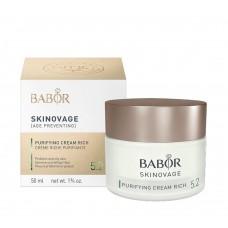 BABOR Skinovage Purifying Cream Rich 5.2 Крем для проблемной кожи рич
