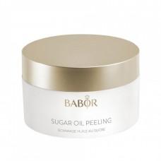 BABOR Sugar Oil Peeling Сахарный пилинг с маслом аргана