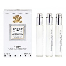 Creed Love in White (3*10 ml refillable spray) набор