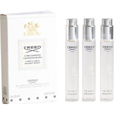 Creed Silver Mountain Water (3*10 ml refillable spray) набор