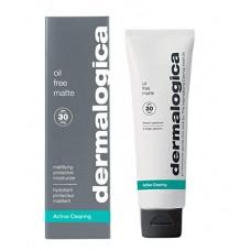 Dermalogica Oil free matte spf30 дневной крем для жирной кожи