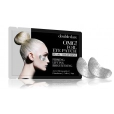 Double Dare OMG! Foil Eye Patch - Pearl Therapy Патчи для зоны вокруг глаз «Жемчужина»