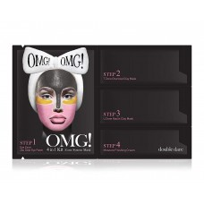 Double Dare OMG! 4IN1 KIT Zone System Mask 5bundle Четырехкомпонентный комплекс масок