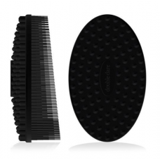Double Dare I.M. Buddy Body (Innovative Multi-Functional Buddy) Black Массажная силиконовая щетка (чёрный)