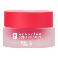 Erborian Matte for lips Матирующий бальзам для губ