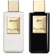 Franck Boclet Just Extrait De Parfum (100 ml+ Married Extrait De Parfum) набор