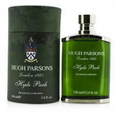 Hugh Parsons Hyde Park Extreme