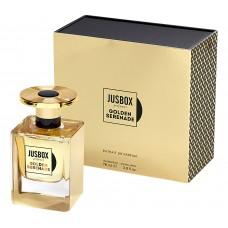 JUSBOX perfumes GOLDEN SERENADE
