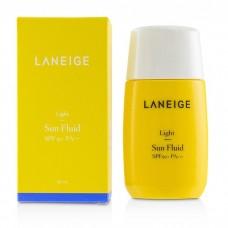 Laneige Light Sun Fluid SPF50+ PA+++ Водостойкий солнцезащитный флюид