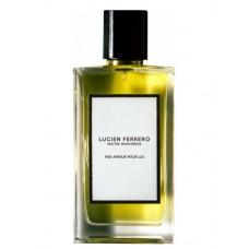 Lucien Ferrero Maître Parfumeur Par Amour pour Lui