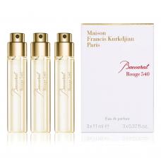 Maison Francis Kurkdjian Baccarat Rouge 540 (3*11 ml spray) набор