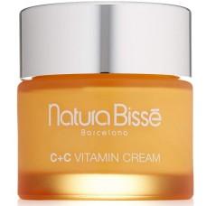 Natura Bisse C+C Vitamin Cream SPF 10 крем с витаминами