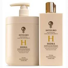 Tecna Hidra Intergo Shampoo (step 1) Шампунь для интенсивного увлажнения волос