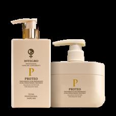 Tecna Integro Treatment Proteo (Step 3) Маска для восстановления поврежденных волос
